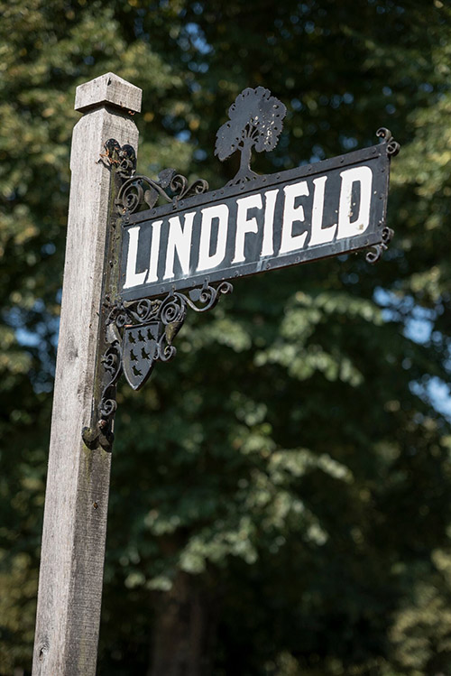 lindfield signpost